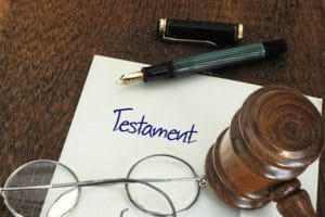 comment contester un testament